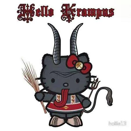 Hello Krampus!