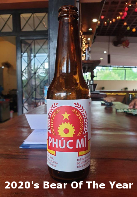 2020's Beer Of The Year - Phuc Mi