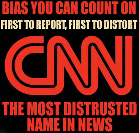 You Can Count On CNN First To Report, First To Distort