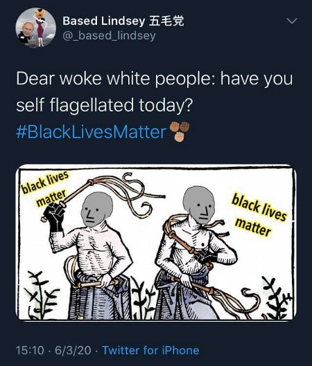 Dear Woke White People