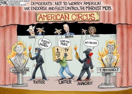Democrats' Circus