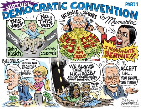 2020 DNC National Convention Recap