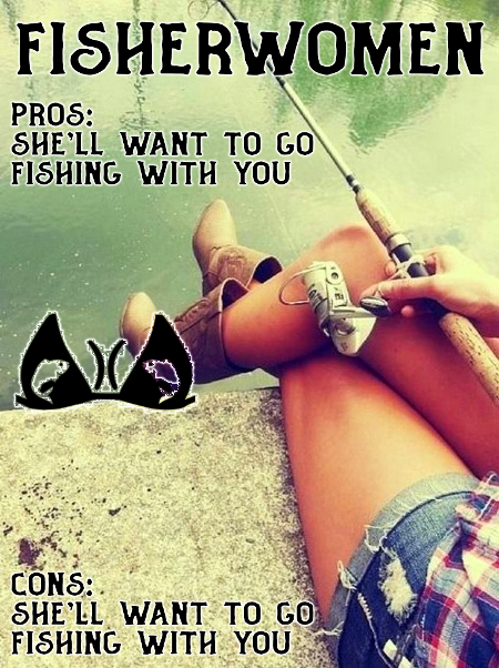 Fisherwomen: Pros & Cons