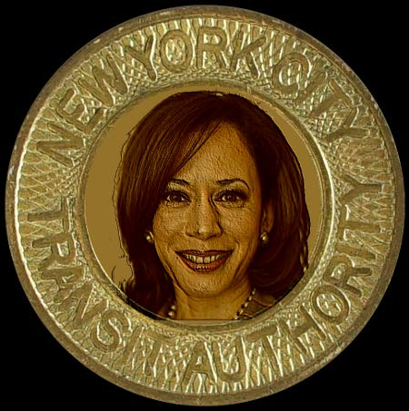 Kamala Harris - A Token Of Things Today