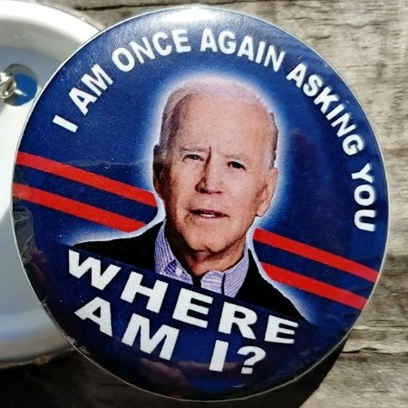 Biden: I Am Asking You Once Again Where Am I?