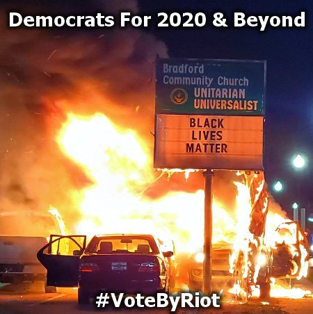 Democrats' Plan for 2020 & Beyond - #VoteByRiot