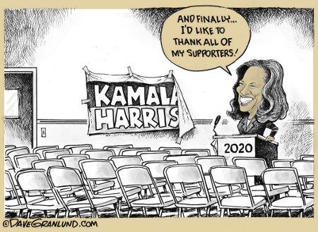 Kamala's Supporters