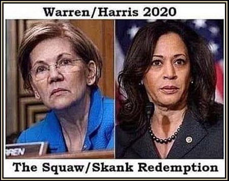 It Could Have Been Worse We Could Be Looking At the Squaw/Skank Redemption ticket