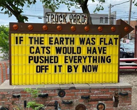 Flat-Earthers Debunked, Utterly, Completely, Irrevocably