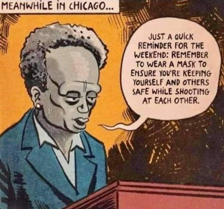 Meanwhile, In Chicago