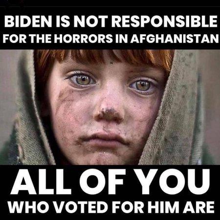 Biden's Not Responsible