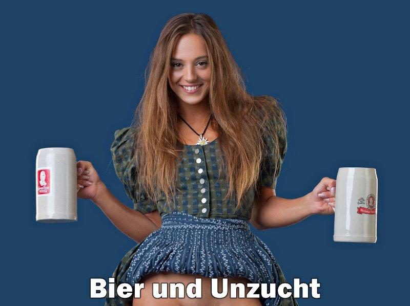 Denn Es Ist Oktoberfest - Bier Und Unzucht!