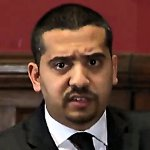 Mehdi Hasan - foreign-born, Muslim enemy of America and Christendom