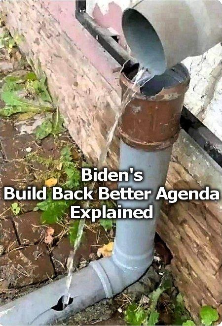 Biden's Build Back Better Explained