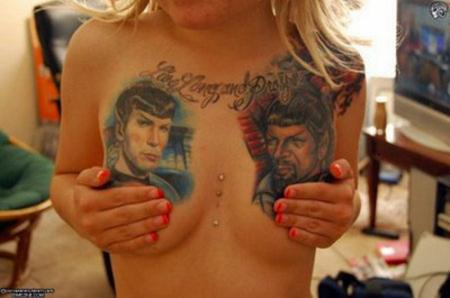 Good Spock, Bad Spock