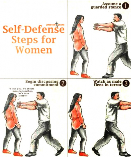women-self-defense
