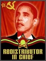 Obama: Redistributor-in-Chief