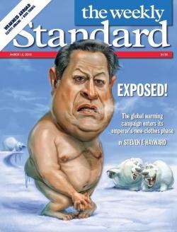 Al Gore In Denial
