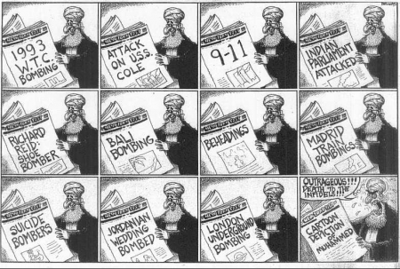 Muslim Outrage