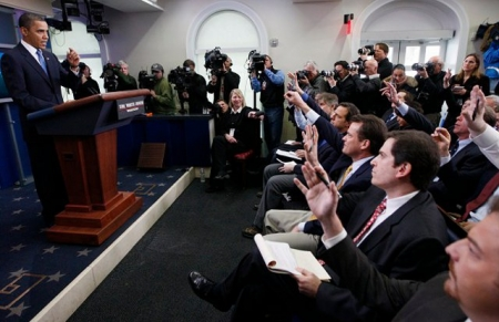 White House Briefing Room