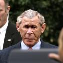 Bush as a Chimp