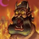 Demonic Muhammad Roars