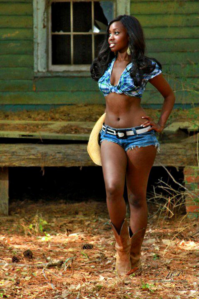 zwart Ebony babe naakt blonde modellen