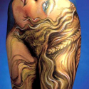Bodypainted Nudes - Zodiac  - Virgo