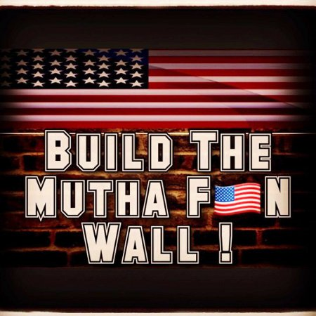 Build The Mutha F'in Wall!