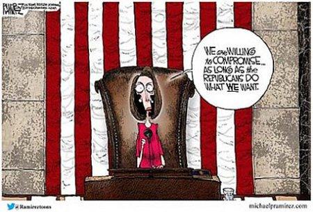 Pelosi's Obama-esque Compromise
