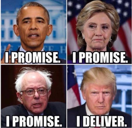 Promises, Promises... What you can deliver is what matters