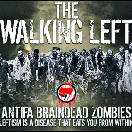 The Walking Left