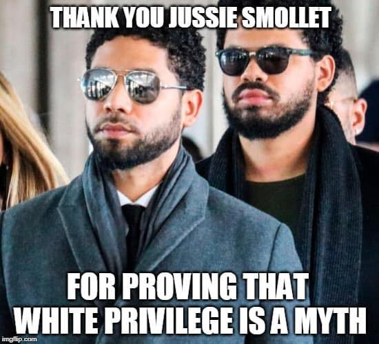 Thanks Jussie! You've Proved Us All Right