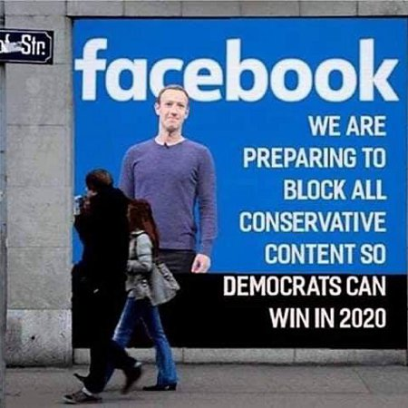 Facebook 2020 Elections