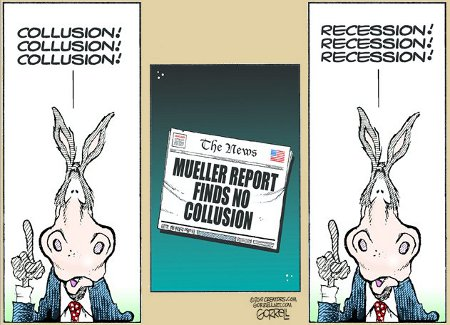 No Collusion? Recession!
