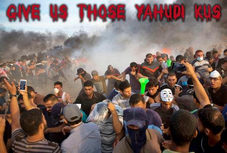 Crazed Palestinian Rape Hordes