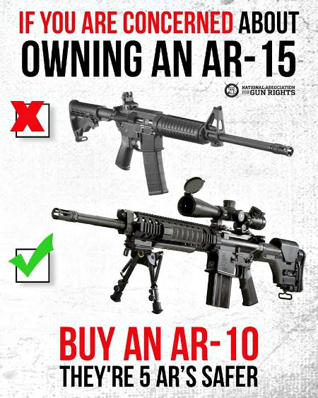 A Safer AR - AR-10