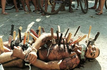 Mexican Drug Cartel Killing