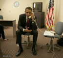 Obama Can't Use A Phone