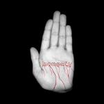 Honesty Bleeding Hand